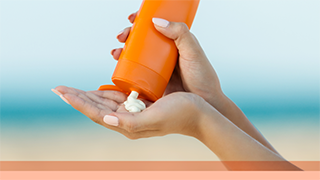 Sunscreen for psoriasis